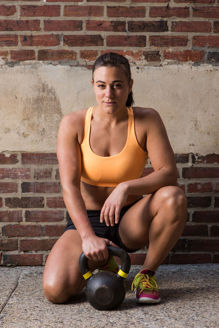 Philadelphia-Photographer-Crossfit-Fitness-Portrait-Kettlebell